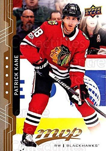 (CI) Patrick Kane Hockey Card 2018-19 Upper Deck MVP 130 Patrick Kane