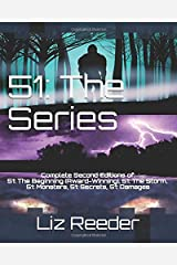 51: The Series: Complete Second Editions of: 51: The Beginning (Award-Winning), 51: The Storm, 51: Monsters, 51: Secrets, 51: Damages Paperback