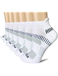 Women's Performance Athletic Running Socks (6 Pair Pack)