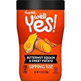 #4: Well Yes! Sipping Soup, Butternut Squash & Sweet Potato, 11.1 oz. (Pack of 8)