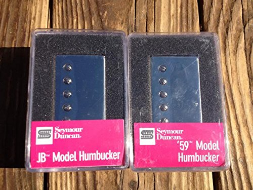 Sh 1n 59 Humbucker Neck - 4
