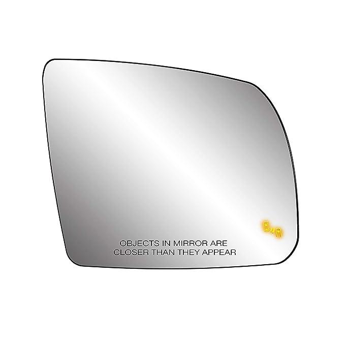 NEW Mirror Glass TOYOTA SEQUOIA SR5 TUNDRA Passenger Side **FAST SHIPPING**