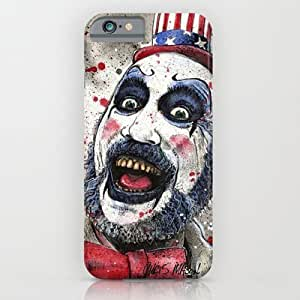 Captain Spaulding -the Devil's Rejects Case For Ipod Touch 4 Cover Case by CHRIS MASON
