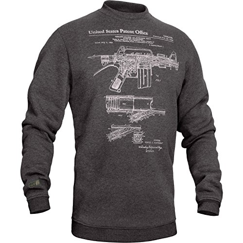 281Z Tactical Warm Sweatshirt - Military Outdoor Casual for sale  Delivered anywhere in USA