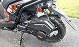 Brand New 150cc Boom Rugged 4 Stroke Moped