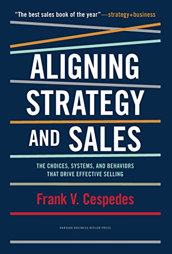 """The best sales book of the year"" — strategy+business magazineThat gap between your company's sales efforts and strategy? It's real—and a huge vulnerability. Addressing that gap, actionably and with attention to relevant research, is the focus of ..."
