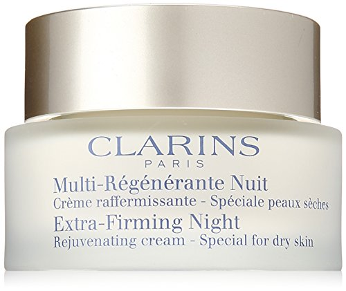 Clarins Extra Firming Night Cream, Dry Skin, 1.6 Ounce -  C10671