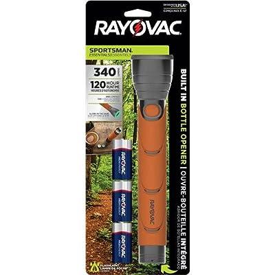 Rayovac Sportsman 310 Lumen 3C Flashlight