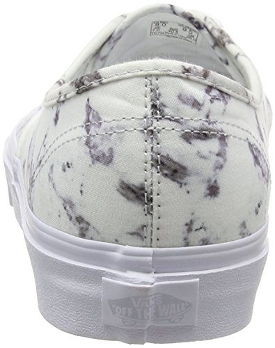 White True Authentic Top White Low Adults Sneaker Vans Marble Unisex WP8qHZZYC