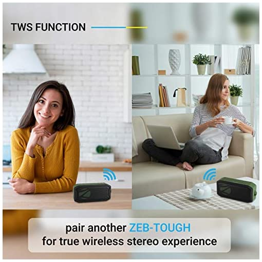 Zebronics Zeb-Tough Portable Bluetooth Speaker