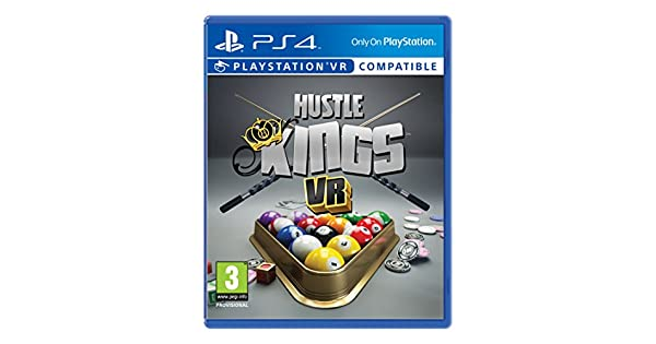 Hustle Kings VR [Importación Inglesa]: Amazon.es: Videojuegos