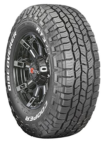 Cooper Discoverer A/T3 XLT All- Terrain Radial Tire-LT275/70R18 125S 10-ply