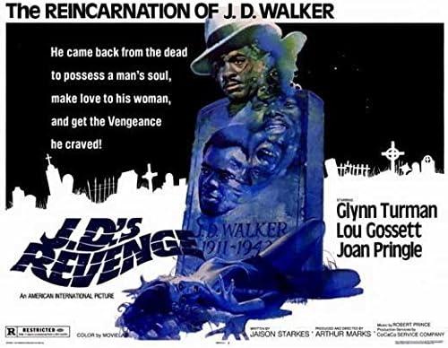 1976 Movie Poster JD/'s Revenge