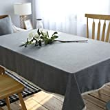 HOMEE Rectangular simple european style table cloth dust cloth Christmas decorations,90X130cm