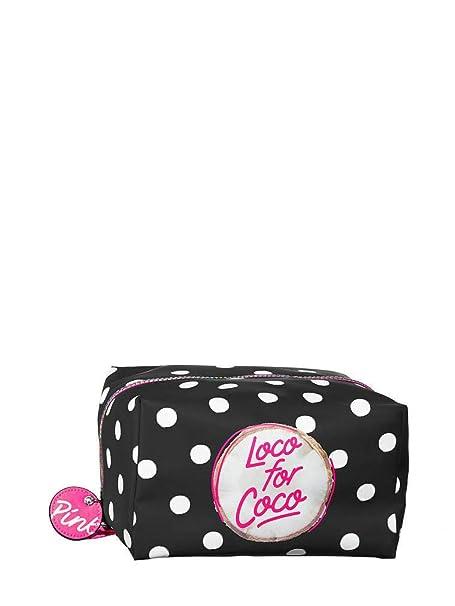 62276f2fcbe30 Victoria Secret Pink Coco Beauty Bag