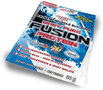 Whey Pure Fusion 30g - AMIX: Amazon.es: Salud y cuidado personal