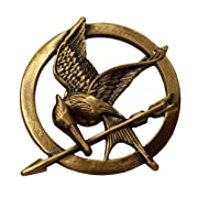 BlueTop(TM) Movie Mockingjay Pin Brooch Prop Rep Pin For Hunger Gamess Fans