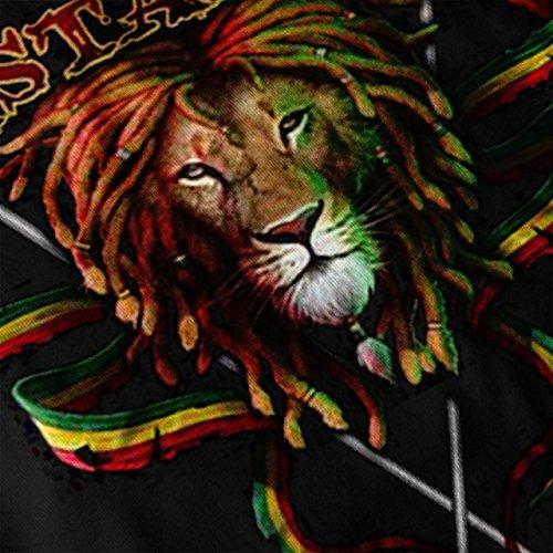 Rastafari Bob Marley Rasta Reggae Men S-5XL Hoodie | Wellcoda