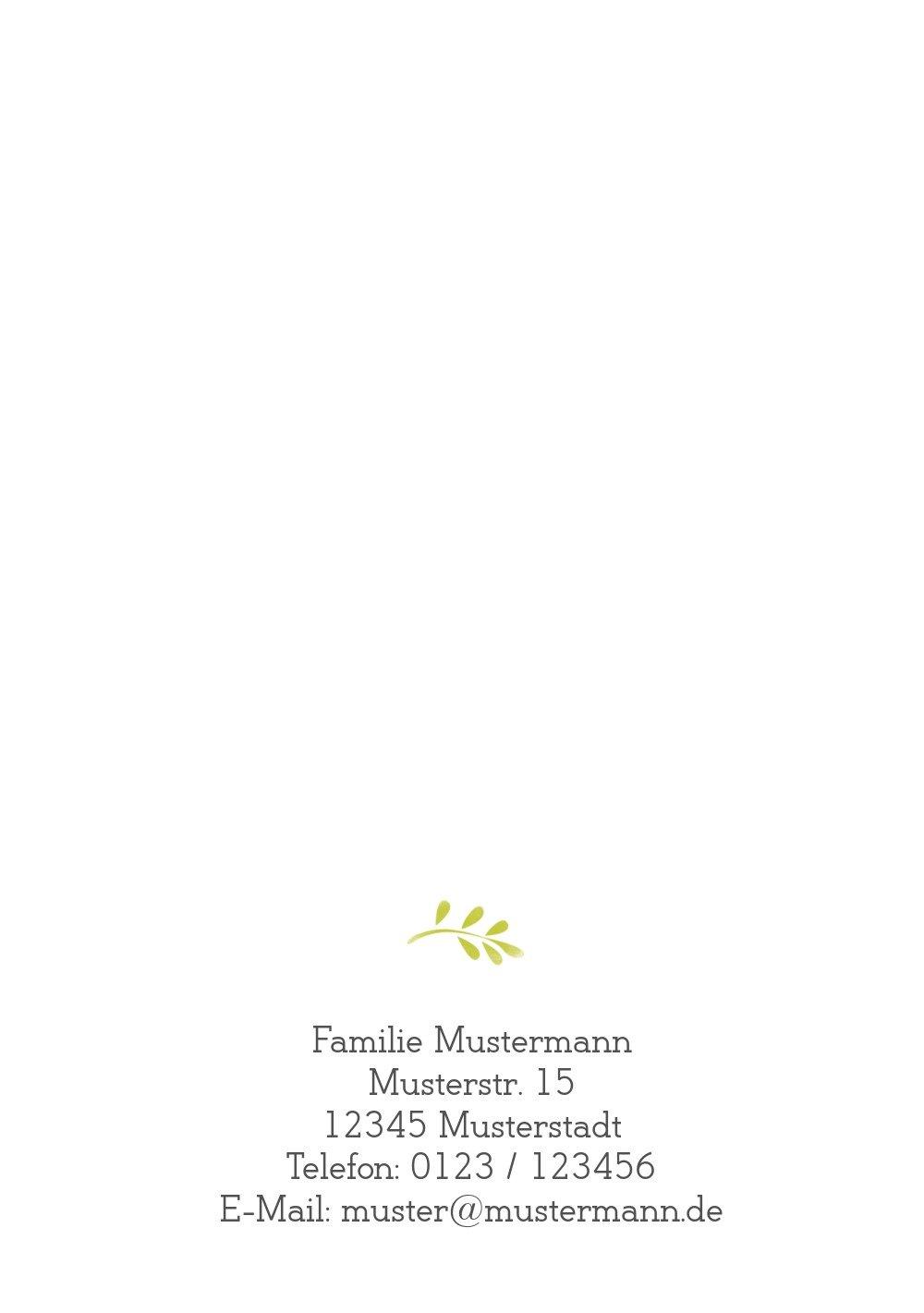 Taufe Dankeskarte Dankeskarte Dankeskarte Blaumenkreuz, 20 Karten, AquaTürkis B073WB3G5X | Produktqualität  | Elegant und feierlich  | Große Klassifizierung  7df139