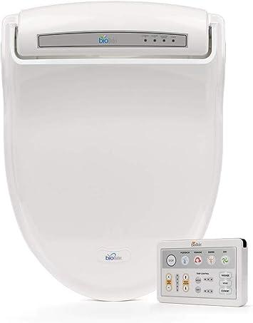Bio Bidet Bb 1000w Supreme Elongated Bidet Toilet Seat White Amazon Com