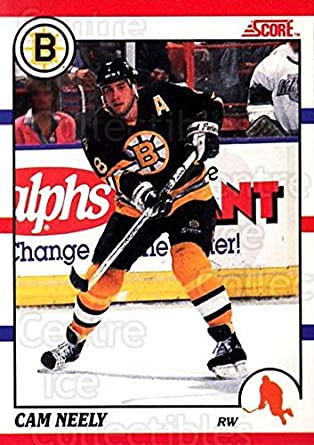 cededdd1 Amazon.com: (CI) Cam Neely Hockey Card 1990-91 Score Canadian 4 Cam ...