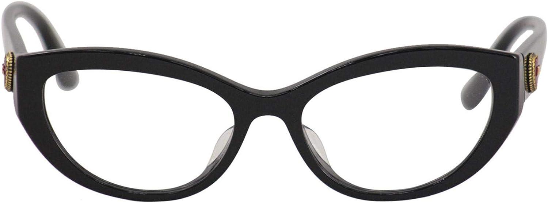 Eyeglasses Dolce /& Gabbana DG 3306 F 501 BLACK