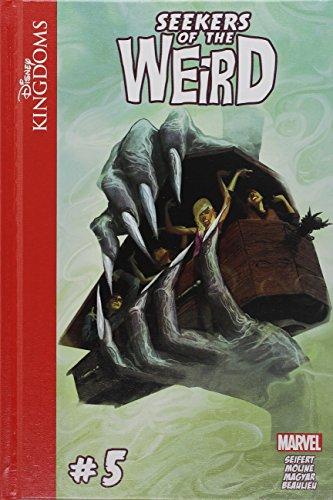 Seekers of the Weird 5 (Disney Kingdoms)