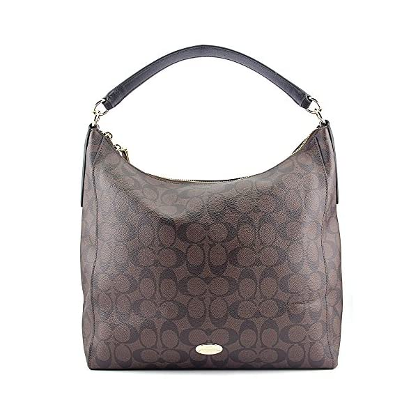 Coach Signature Celeste Convertible Satchel Crossbody Bag