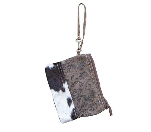 Amazon.com: Chloe & Lex Rustic - Bolso de pulsera con diseño ...