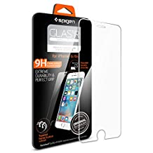 Spigen Glas tR Slim iPhone 6s Screen Protector with Tempered Glass Lifetime Warranty for iPhone 6s/6
