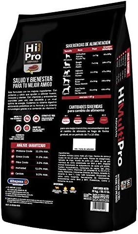 Hi Multipro Alimento Premium Adulto 25kg, 100% Balance Nutricional. con probióticos, Calcio y Proteínas de Alto Valor biológico 3