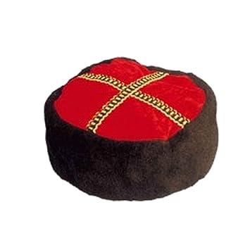 arrivato New York metà prezzo NET TOYS Berretto da cosacco Kubanka Copricapo da zar Papacha ...
