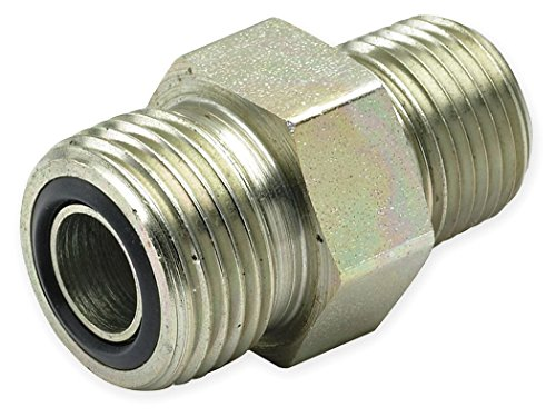 Parker 4-4 FLO-SS Male Pipe Connector