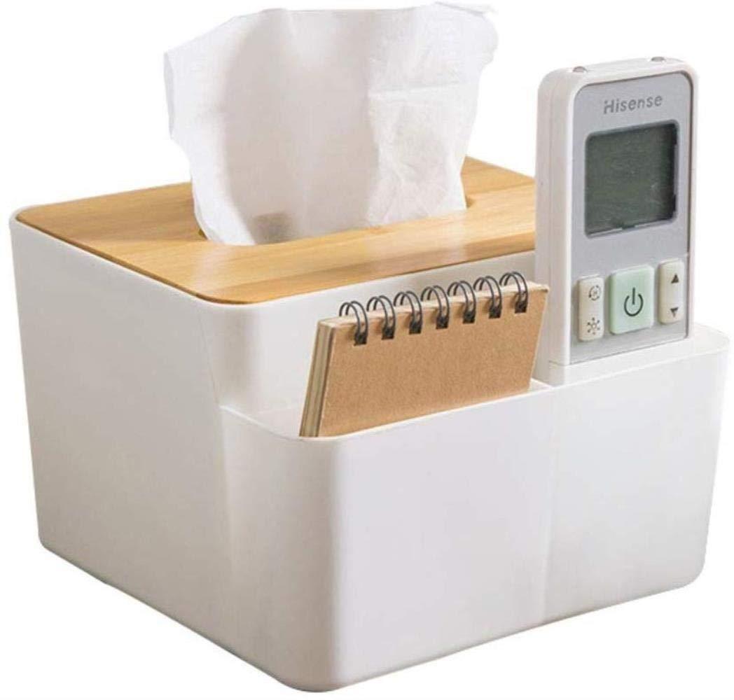 LISITIANL Caja de pa/ñuelos de Papel Rectangular Tapa del Inodoro Dispensador de Comedor Cocina Dresser y decoraci/ón del hogar
