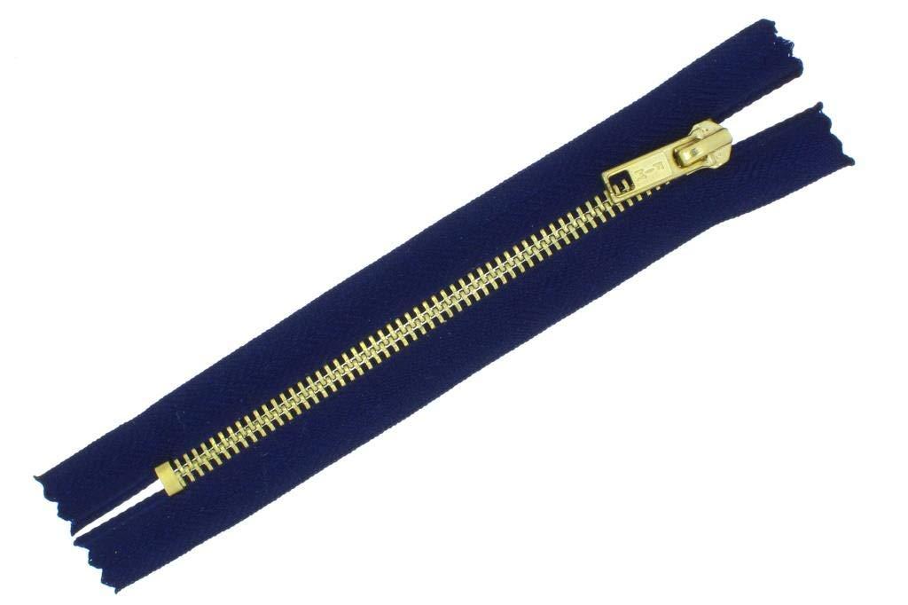 20cm Dark Grey Trouser Zip