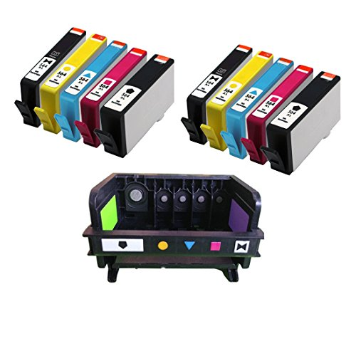 YATUNINK 10 Pack 564XL Ink Cartridges (2 - 10 Printhead Shopping Results
