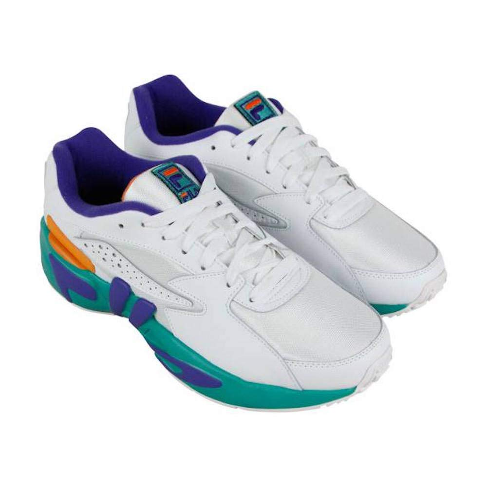Wht Royb Glke Fila Men's Mindblower Athletic Style Casual Sneaker
