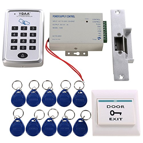 Door Lock Access Control System 1000 Users - 7