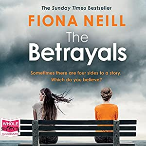 The Betrayals Audiobook