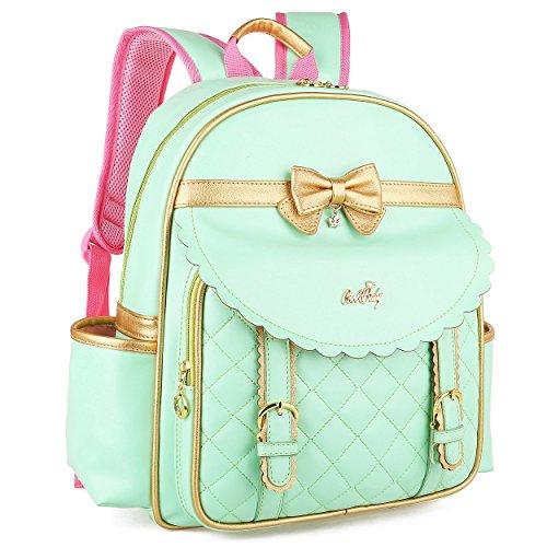 cielo Scuola Borsa Zaini Blu Limone Principessa Pranzo Per Set Verde A Bambini Da Satchel Simpatica Mano Grande Td0wqfzz