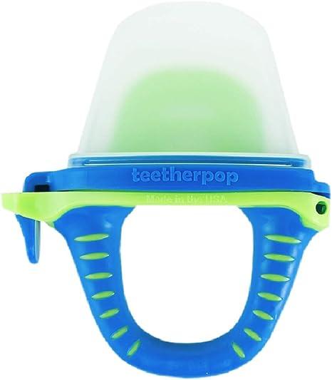 Teetherpop – Mordedor de bebé rellenable y congelable para leche ...