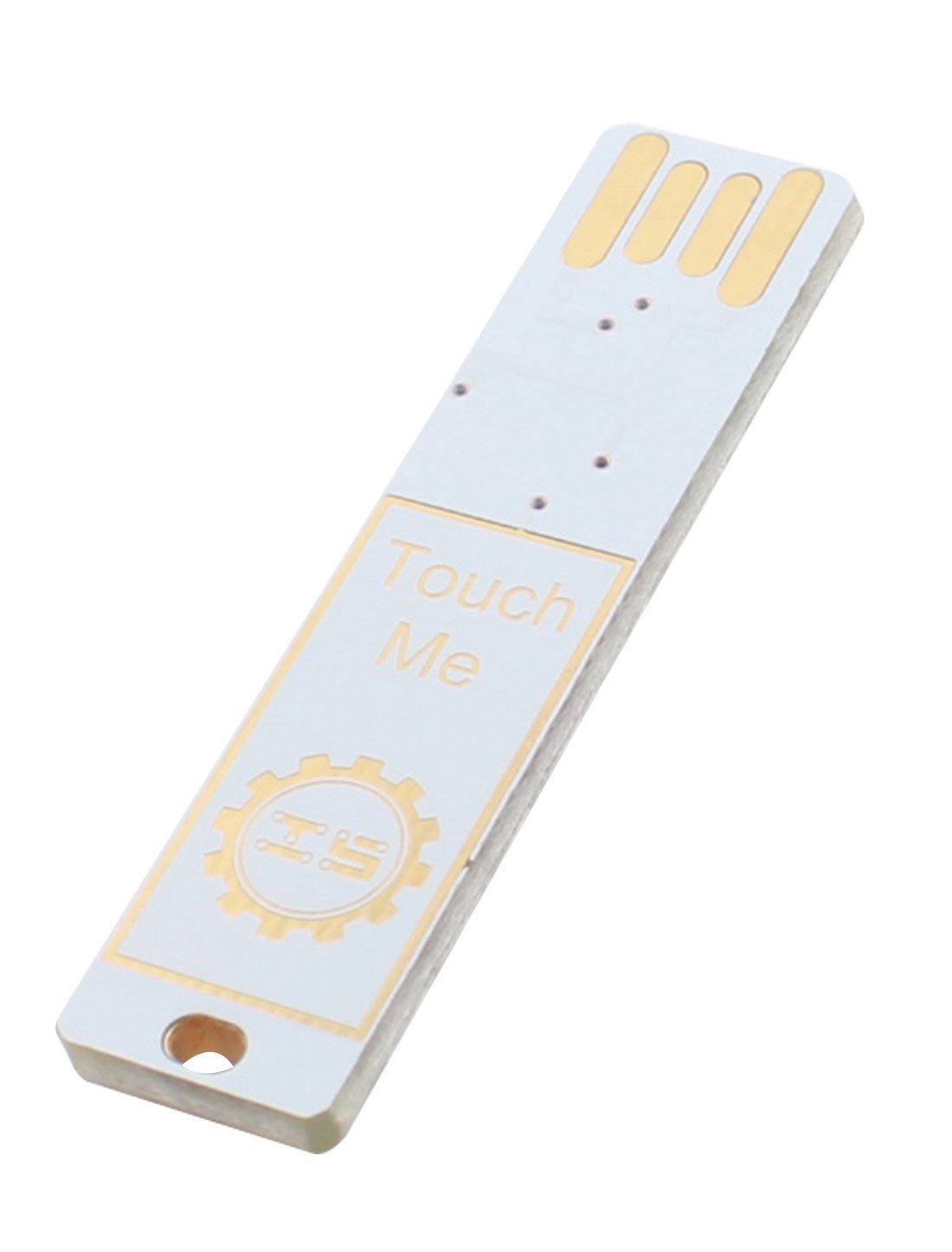 USB Blanco SMD 5630 4LEDs táctil interruptor de la luz de la lámpara LED Para PC portátil: Amazon.com: Industrial & Scientific