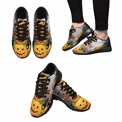 Shoes Women's Walking InterestPrint Multi Easy Sneaker 13 Go Running wdYxHXxZ