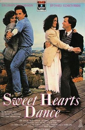 Amazon com: Sweet Hearts Dance [VHS]: Don Johnson, Susan Sarandon