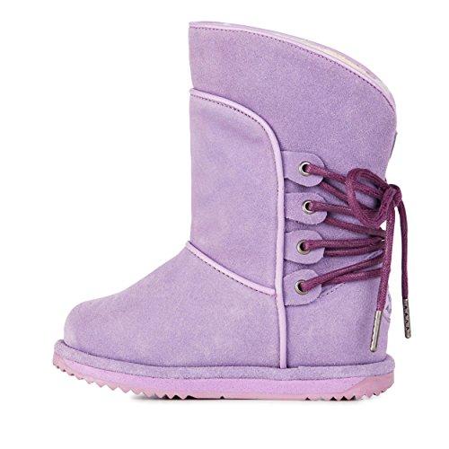 Pictures of EMU Australia Islay Kids Wool Waterproof Boots K11309 4
