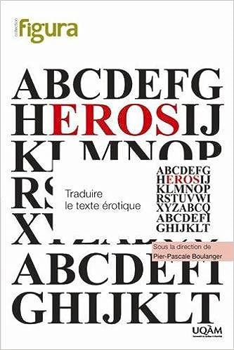 Lire un Traduire le texte érotique epub pdf