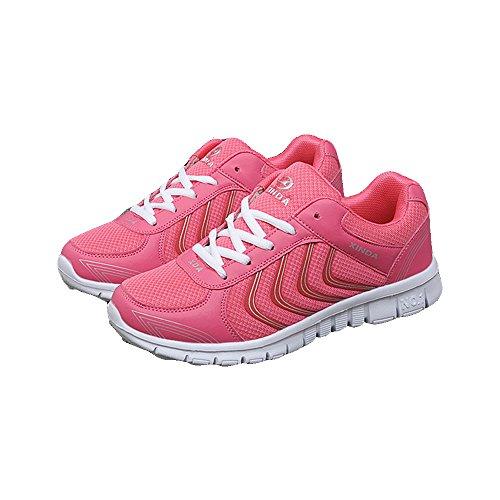 Un Autre Couple De Sport Unisexe Dété Courir Des Chaussures Décontractées Rouge
