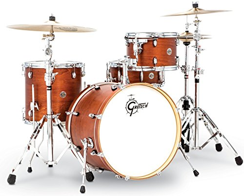 [Gretsch CT1J404SWG Catalina Club 4-Piece Shell Pack with 20