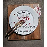 You'll Eat Worse Than That Before You Die: An Anthology of Family, Friendship and Food (Melaleuca Blue Life Writing Anthologies Book 2)