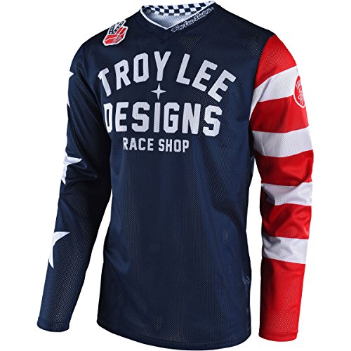 Troy Lee Designs 2018 GP Air Americana Jersey-L from Troy Lee Designs